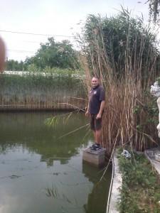 крокодилското езеро