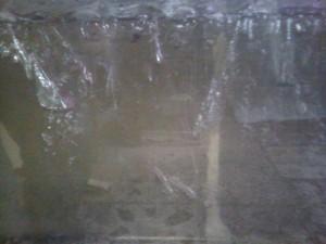 лед в аквариума