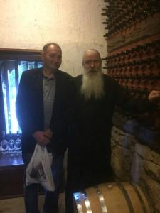 с дядо Сионий